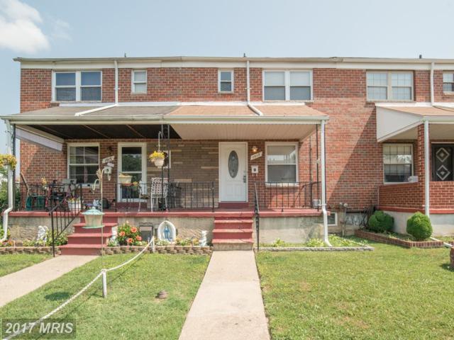 1017 Foxchase Lane, Baltimore, MD 21221 (#BC9979420) :: LoCoMusings