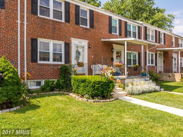 6112 Mount Ridge Road, Baltimore, MD 21228 (#BC9980617) :: Pearson Smith Realty