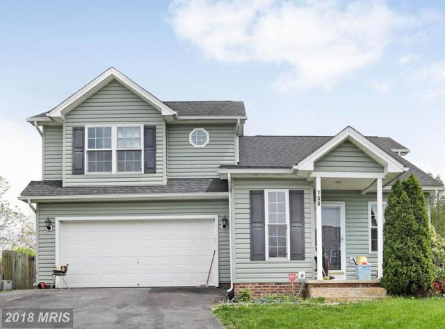 100 Coralberry Drive, Martinsburg, WV 25401 (#BE10231575) :: Advance Realty Bel Air, Inc