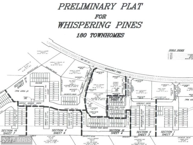 Whispering Pines S/D, Bunker Hill, WV 25413 (#BE9835173) :: LoCoMusings