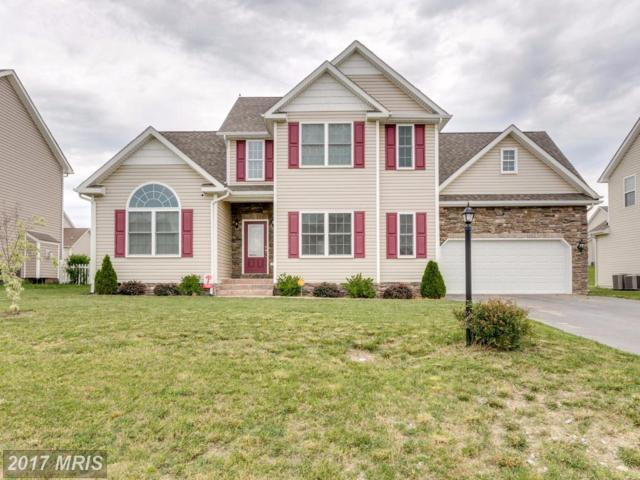 166 Diamante Drive, Inwood, WV 25428 (#BE9969242) :: Pearson Smith Realty