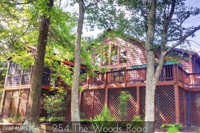 254 The Woods Road, Hedgesville, WV 25427 (#BE9980405) :: LoCoMusings