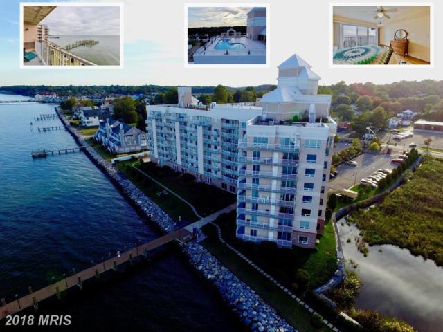 8501 Bayside Road #404, Chesapeake Beach, MD 20732 (#CA10153878) :: Dart Homes
