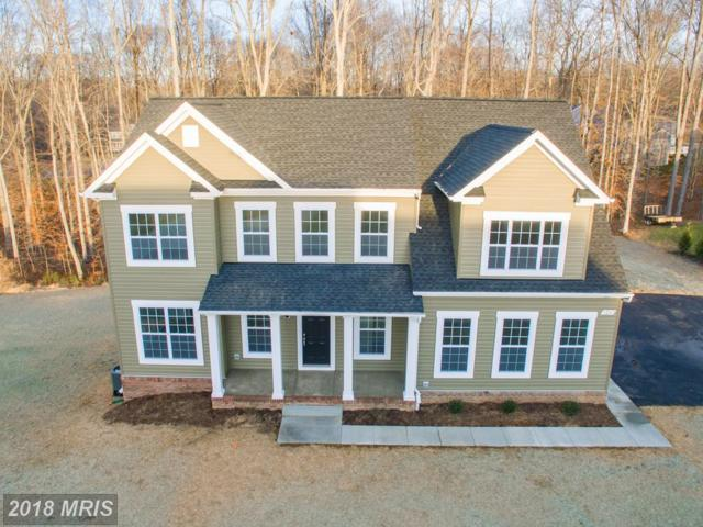 1175 DORADO DRIVE, Huntingtown, MD 20639 (#CA10166047) :: The Bob & Ronna Group