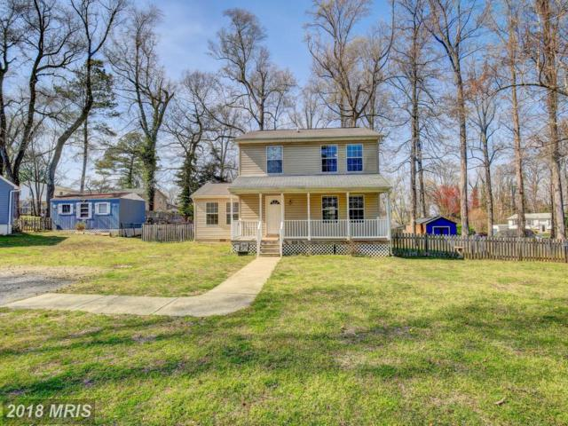 1544 Avenue C, Saint Leonard, MD 20685 (#CA10290503) :: The Maryland Group of Long & Foster