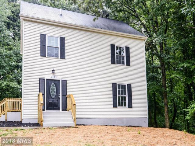 241 Laurel Drive, Lusby, MD 20657 (#CA10302193) :: Bob Lucido Team of Keller Williams Integrity