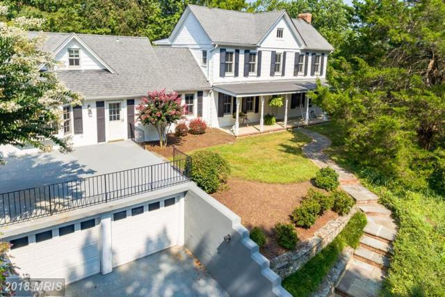 4631 Old Willows Road, Chesapeake Beach, MD 20732 (#CA10333232) :: Browning Homes Group
