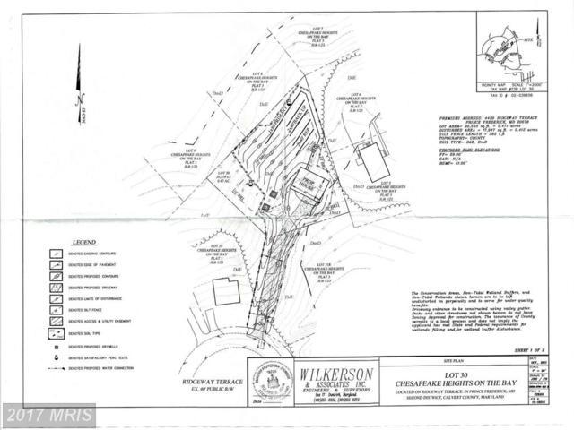 4420 Ridgeway Terrace, Prince Frederick, MD 20678 (#CA9841393) :: Pearson Smith Realty