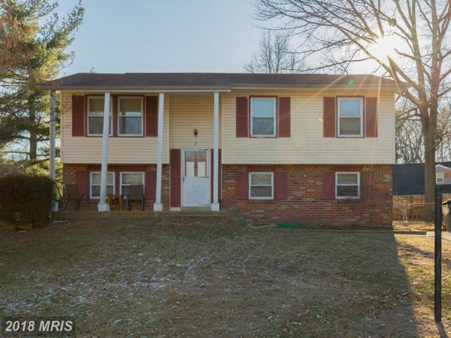8 Amwich Court, Waldorf, MD 20602 (#CH10126877) :: Pearson Smith Realty