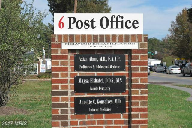 6 Post Office Road #102, Waldorf, MD 20602 (#CH9814523) :: LoCoMusings