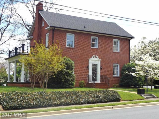 116 S. Buckmarsh Street, Berryville, VA 22611 (#CL9953970) :: Pearson Smith Realty