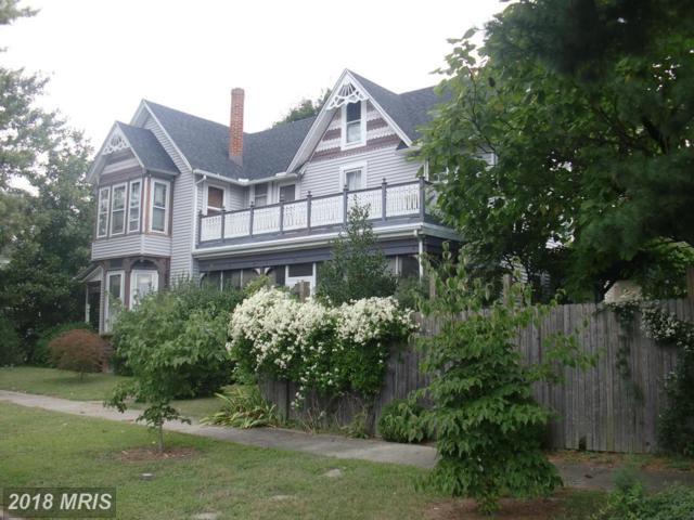 208 W 1St Street, Ridgely, MD 21660 (#CM10089313) :: Pearson Smith Realty