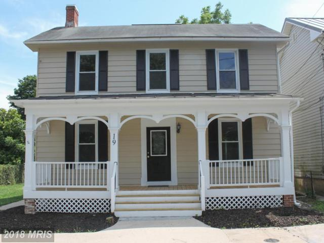 19 Broadway Street W, Union Bridge, MD 21791 (#CR10001452) :: Pearson Smith Realty