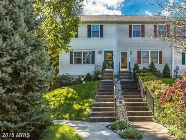 208 North Towne Court, Mount Airy, MD 21771 (#CR10090335) :: Pearson Smith Realty