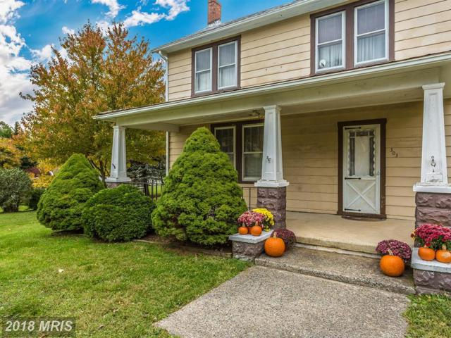 303 Park Avenue, Mount Airy, MD 21771 (#CR10097505) :: Pearson Smith Realty