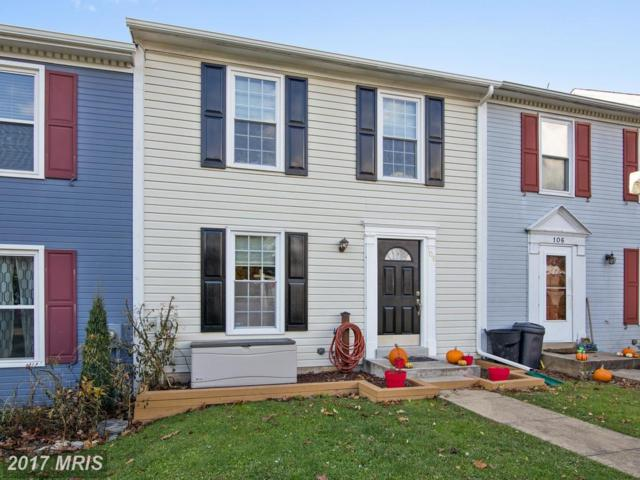 108 Hoff Court, Mount Airy, MD 21771 (#CR10104863) :: ExecuHome Realty