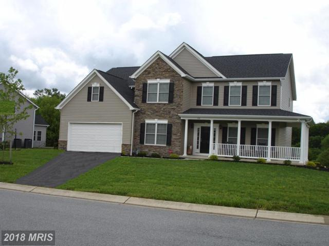 83-LOT SOPHIE Chatelaine Court, Sykesville, MD 21784 (#CR10113626) :: The Bob & Ronna Group
