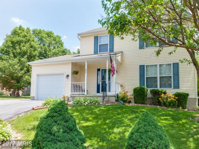 217 Outcrop Drive, Westminster, MD 21158 (#CR9977415) :: Pearson Smith Realty