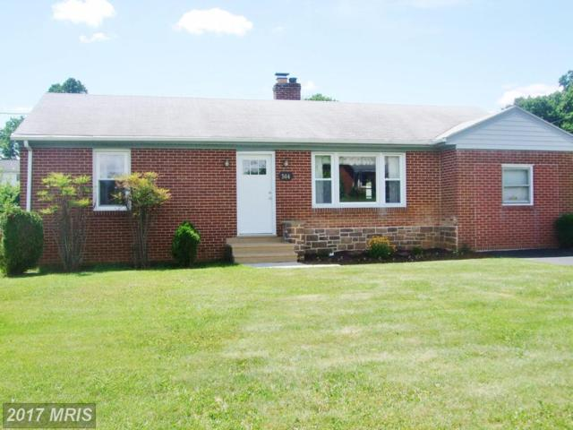 504 Poole Road, Westminster, MD 21157 (#CR9984839) :: Pearson Smith Realty