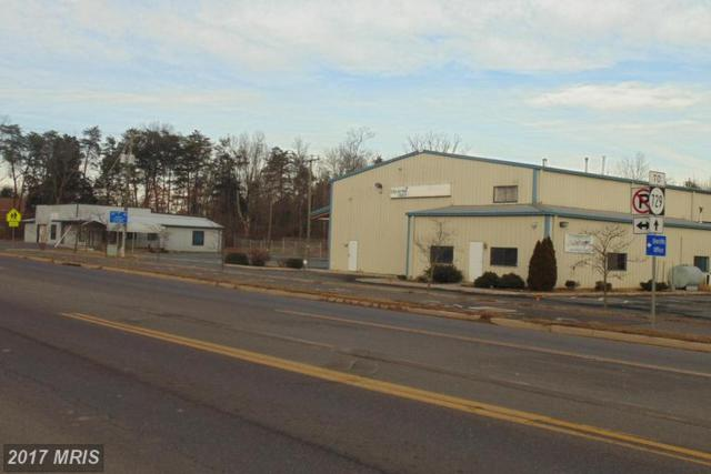 1751 Main Street, Culpeper, VA 22701 (#CU9860167) :: LoCoMusings