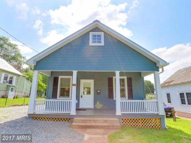 917 Terrace Street, Culpeper, VA 22701 (#CU9930587) :: LoCoMusings