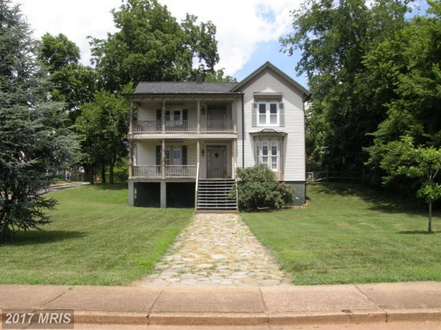 602 Fairfax Street, Culpeper, VA 22701 (#CU9983610) :: LoCoMusings