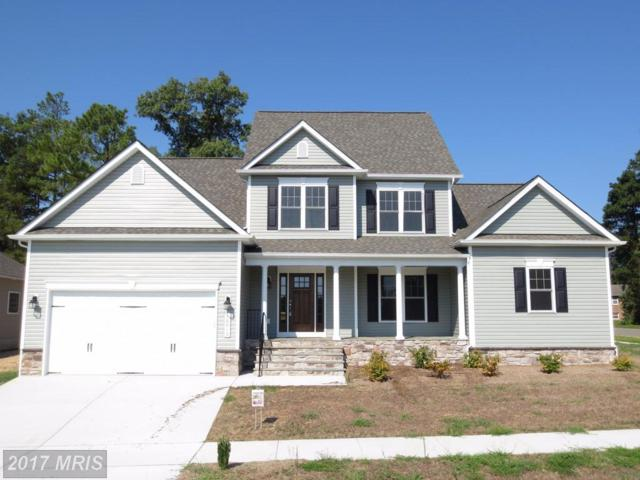 16010 Harrison Way, Bowling Green, VA 22427 (#CV10006663) :: Green Tree Realty