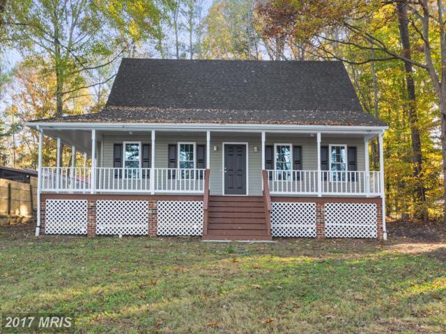 142 Lake Caroline Drive, Ruther Glen, VA 22546 (#CV10104227) :: Green Tree Realty