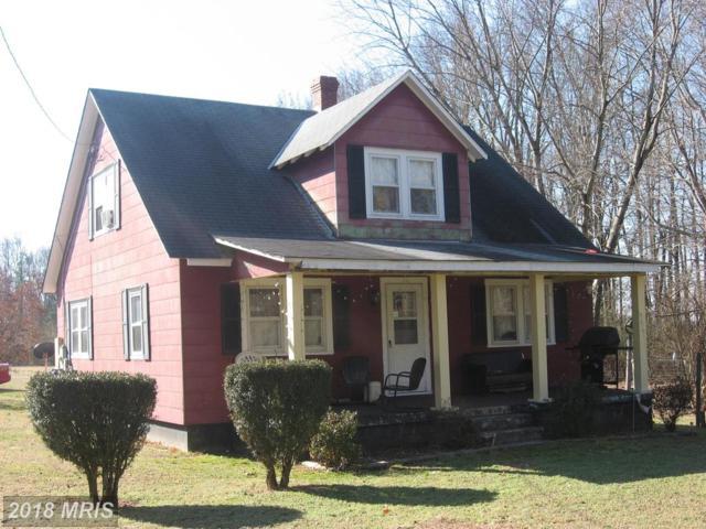 16238 Milford Street, Bowling Green, VA 22427 (#CV10139068) :: Green Tree Realty