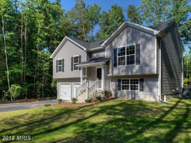 130 Patrick Henry Drive, Ruther Glen, VA 22546 (#CV10154244) :: Green Tree Realty
