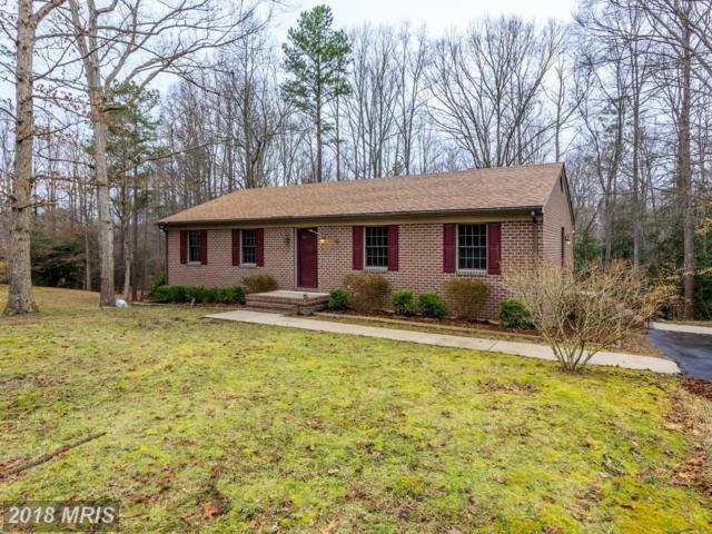 17421 Harding Drive, Bowling Green, VA 22427 (#CV10157936) :: Green Tree Realty