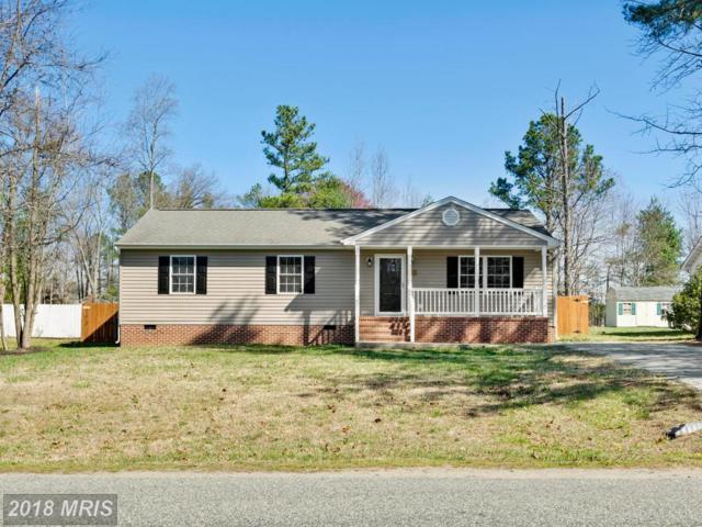 301 Burr Drive, Ruther Glen, VA 22546 (#CV10198153) :: Green Tree Realty