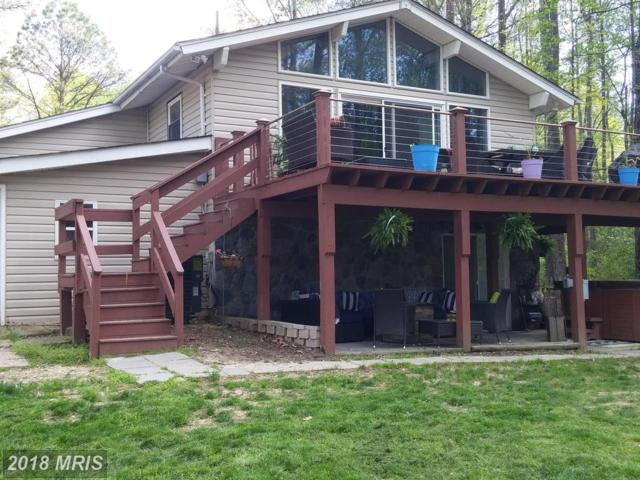 422 Lake Caroline Drive, Ruther Glen, VA 22546 (#CV10224449) :: Green Tree Realty
