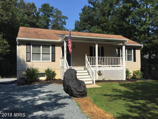 147 Yorktown Drive, Ruther Glen, VA 22546 (#CV9014601) :: Bob Lucido Team of Keller Williams Integrity