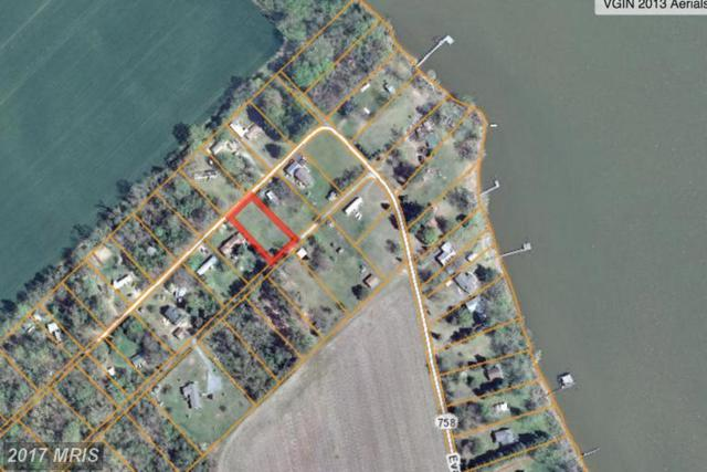 Eva Drive, Port Royal, VA 22535 (#CV9790059) :: LoCoMusings