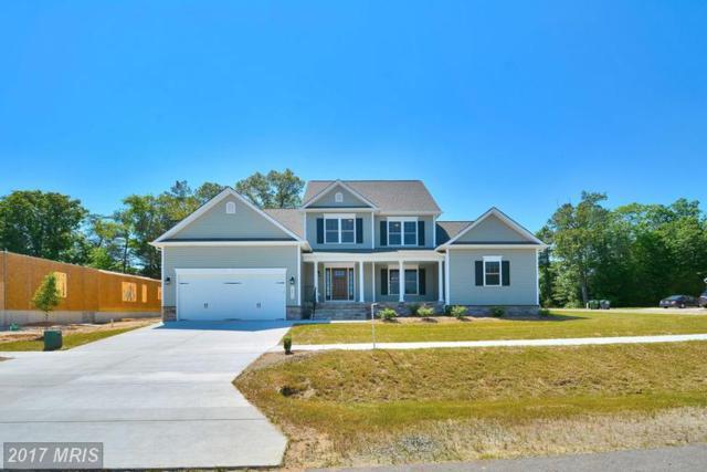 16010 Harrison Way, Bowling Green, VA 22427 (#CV9952313) :: Green Tree Realty