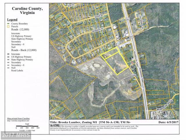 Edwards Road, Bowling Green, VA 22427 (#CV9971532) :: Pearson Smith Realty