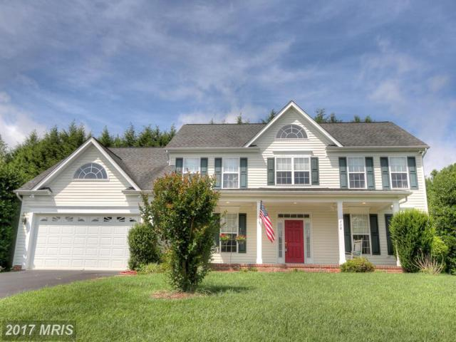 228 Dickinson Drive, Bowling Green, VA 22427 (#CV9985399) :: Pearson Smith Realty