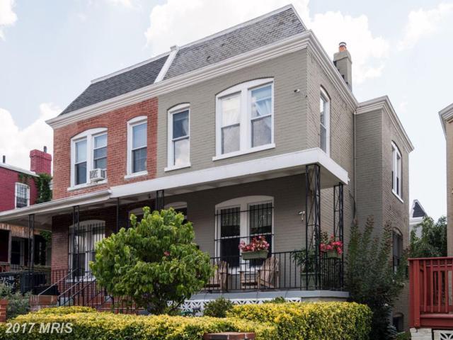 718 Gresham Place NW, Washington, DC 20001 (#DC10020866) :: The Cruz Group