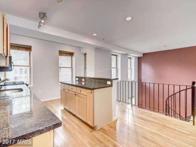 70 Rhode Island Avenue NW #204, Washington, DC 20001 (#DC10033229) :: Pearson Smith Realty