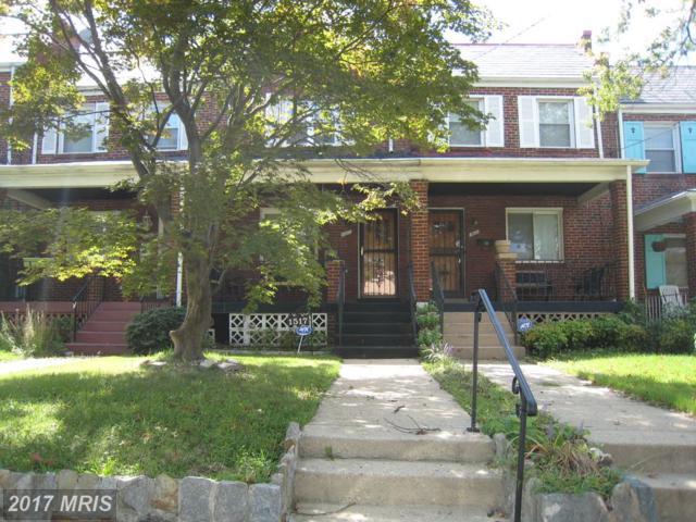 1517 Montana Avenue NE, Washington, DC 20018 (#DC10053308) :: Pearson Smith Realty