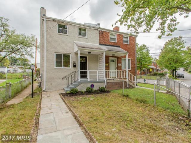 324 Burbank Street SE, Washington, DC 20019 (#DC10057987) :: Pearson Smith Realty