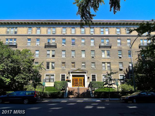 2227 20TH Street NW #105, Washington, DC 20009 (#DC10060614) :: A-K Real Estate