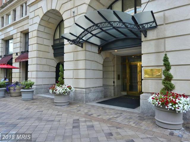 601 Pennsylvania Avenue NW #305, Washington, DC 20004 (#DC10069560) :: Pearson Smith Realty