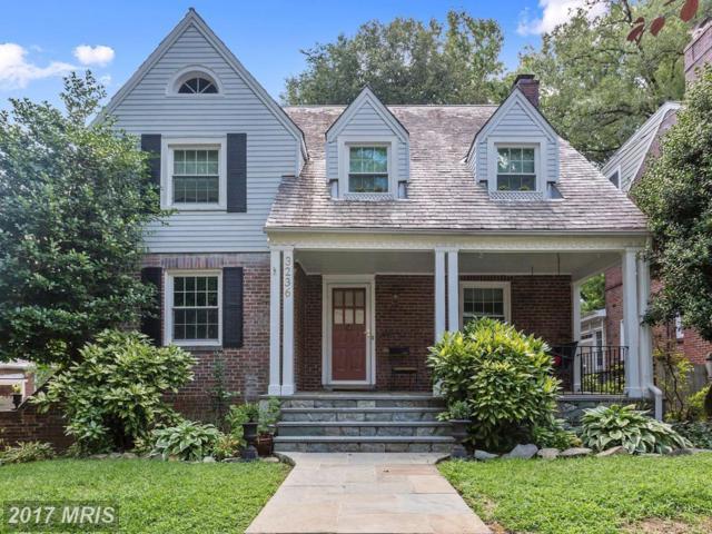 3236 Livingston Street NW, Washington, DC 20015 (#DC10075380) :: Eng Garcia Grant & Co.