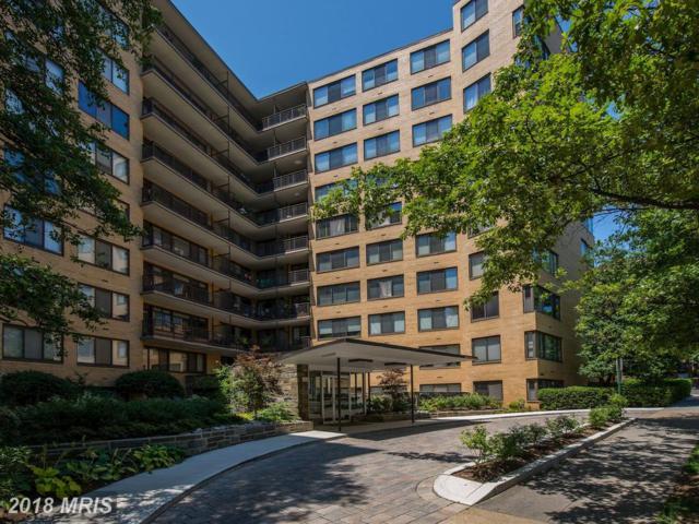 4740 Connecticut Avenue NW #713, Washington, DC 20008 (#DC10081034) :: Pearson Smith Realty