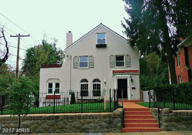 1620 Underwood Street NW, Washington, DC 20012 (#DC10081272) :: LoCoMusings