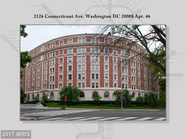 2126 Connecticut Avenue NW #46, Washington, DC 20008 (#DC10081600) :: Eng Garcia Grant & Co.