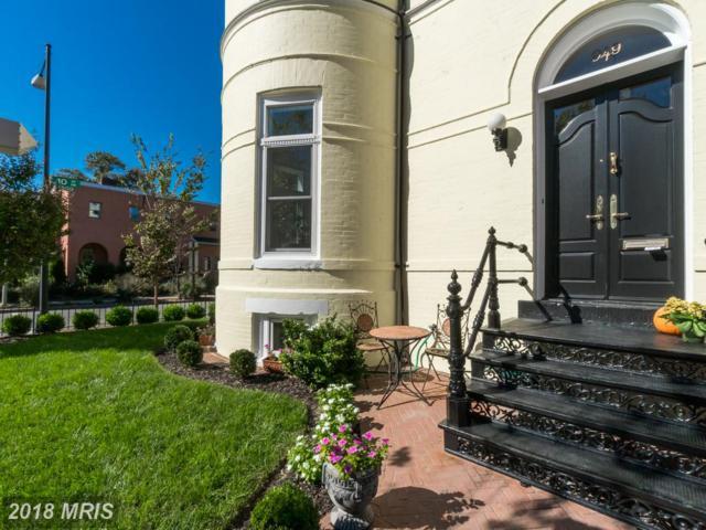 949 S Street NW, Washington, DC 20001 (#DC10086698) :: Pearson Smith Realty