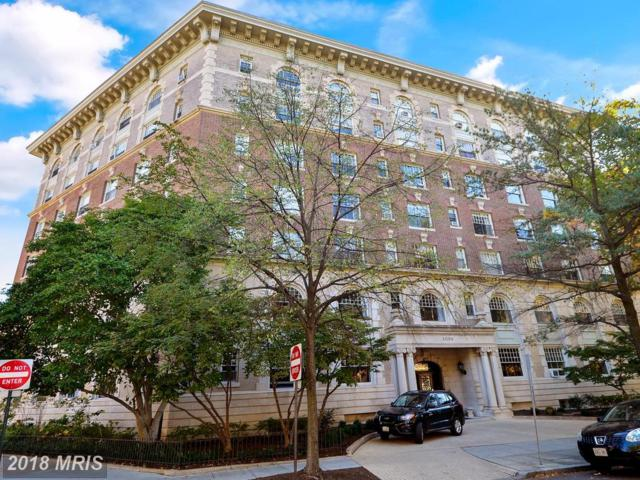 2039 New Hampshire Avenue NW #608, Washington, DC 20009 (#DC10093343) :: The Foster Group